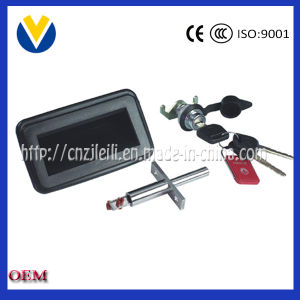China Bus Auto Parts Outside Swing Door Lock pictures & photos