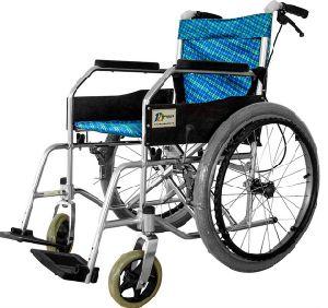 Aluminum Manual Wheelchair Dkx-2 pictures & photos