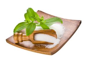 Natural Sweetener Sg80% Stevia Sugar pictures & photos