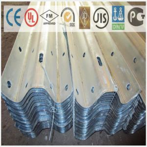 Professional Hot DIP Galvanized Metal Road Safety Barrier pictures & photos