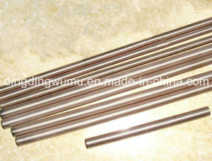 High Density Tungsten Copper Alloy Round Bar Electrode for ERW pictures & photos