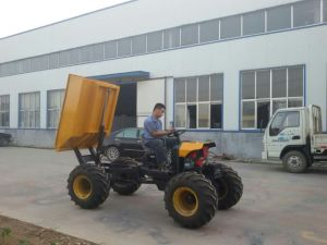 Agricultural Machine Oil Palm Mini Dumper pictures & photos