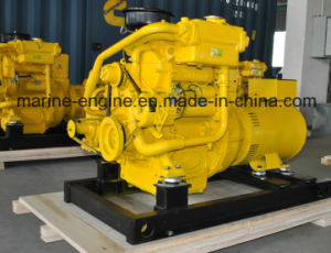 150kw Chinese Shangchai Diesel Marine Generator with 6135jzlcaf Engine pictures & photos