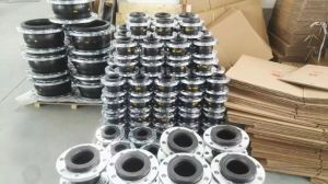 Single Sphere Rubber Expansion Joint with Flange pictures & photos