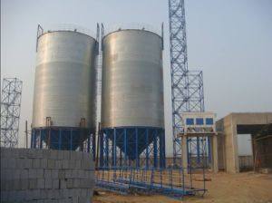 High Quality Grain Silo for Wheat Corn Soybean Storage pictures & photos