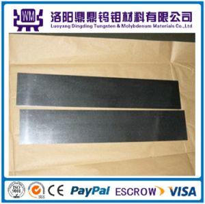 Hot Sale Pure Tungsten Plate pictures & photos