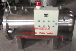 Steam Heating Pressure Vessel for Glass Bottle Sterilizer pictures & photos