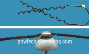 Distribution Line Ties for Post-Type Insulator pictures & photos