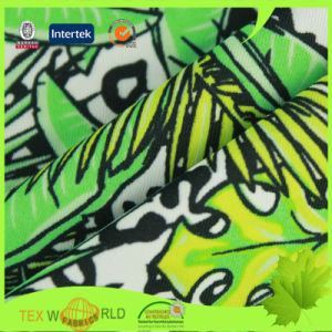 Stretch Nylon Lycra Plain Fabric for Underwear Swimwear (WNE1110)