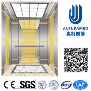 AC Vvvf Gearless Drive Passenger Elevator with German Technology (RLS-207) pictures & photos