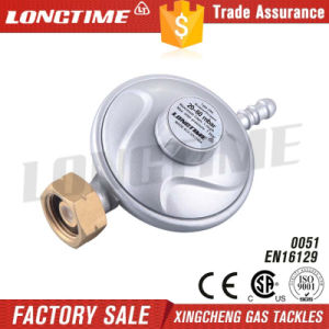 Adjustable Low Pressure LPG Gas Regulator