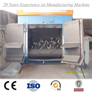 Steel and Rubber Belt Tumblast Type Shot Blast Machine pictures & photos