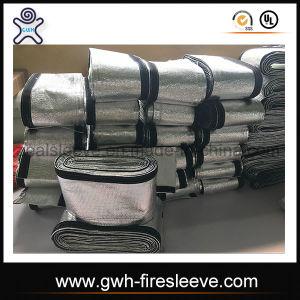 Fireproof Aluminum Foil Laminated Fiberglass Tape pictures & photos
