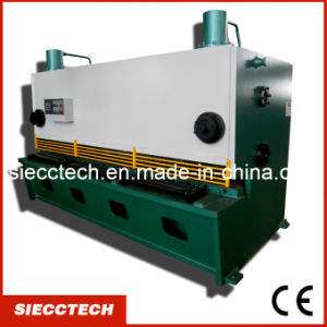 CNC Shearing Machine, Hydraulic Plate Cutting Machine, Metal Sheet Cutting Machine pictures & photos