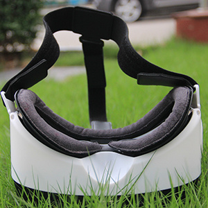 Mobile Phone Virtual Headset Reality 3D Movie /Game All in One Vr Box pictures & photos