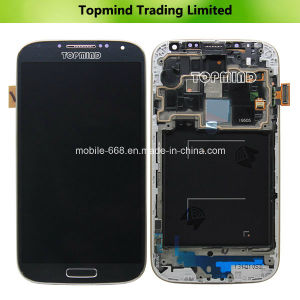LCD Display for Samsung I9505 Galaxy S4 with Digitizer with Frame pictures & photos