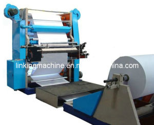 2 Color High Speed Flexographic/Flexo Printing Machine/Printer (YTB 2800/21000) pictures & photos