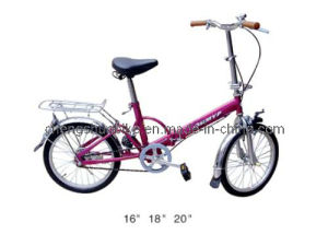 Pretty Folding Bike CS-F1214 of Good Quality pictures & photos
