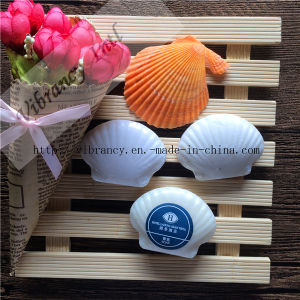 Beautiful Scallop Shape Hotel Disposable Soap pictures & photos