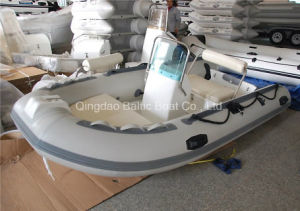 Best Fiberglass Inflatable Rib Boat 360 Ce pictures & photos