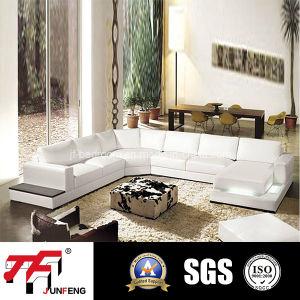 2016 Latest Design Leather Sofa (Jfu-8) pictures & photos