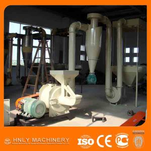 High Quality Automatic Maize Flour Making Machine pictures & photos