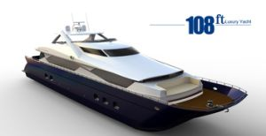 Orientex 108ft Luxury Yacht
