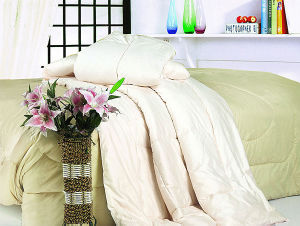 100% Natural Mulberry Silk Quilt & Quilt Cover