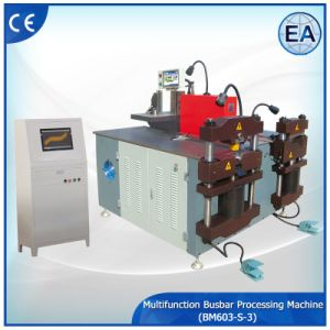 Multifunction Busbar Processing Machine (For Larger Busbar) Bm603-S-3 pictures & photos