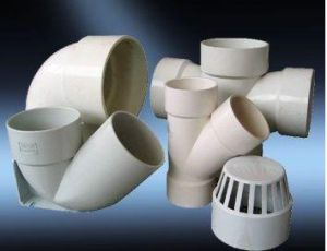 "High Quality PVC Pipe Fittings (1/2""-4"") pictures & photos"