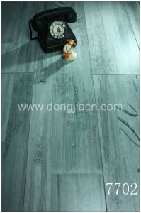 Roman Letter Laminate Flooring with High Abrasion 7702 pictures & photos