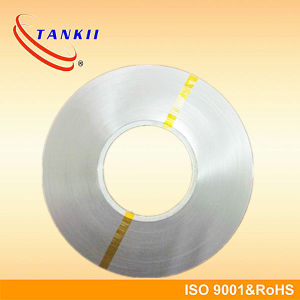 CuNi40 Constantan Low resistance alloy ribbon Constantan Flat wire pictures & photos