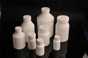HDPE Material/PTFE Material Round Reagent Bottles (4044-0125) pictures & photos