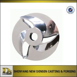 High Presion Stainless Steel Impeller pictures & photos