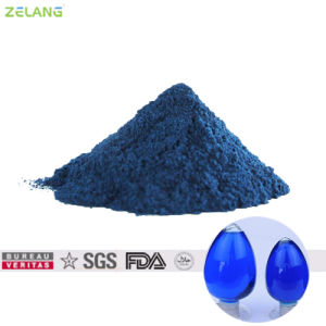 Food Colorant E180 Phycocyanin Spirulina Extract pictures & photos