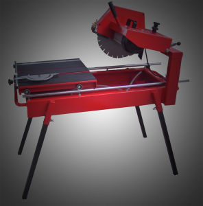 3KW Industrial Electric Motor Wet Cutting Table Saw (MS-350F)
