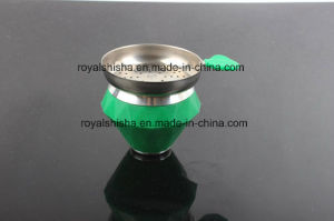 New Style Diamond Shape Silicone Hookah Shisha Bowl pictures & photos