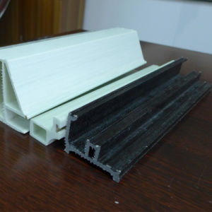 High Strength FRP Pultrusion Profiles, Fiberglass Profile, FRP Channel pictures & photos