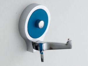 Bathroom Accessories Newest Design Zinc Robe Hook (JN10235)