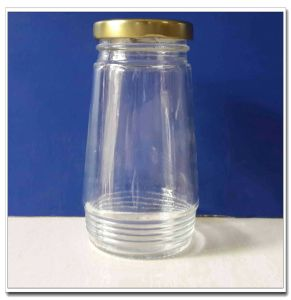 280ml Glass Hoeny Jar pictures & photos