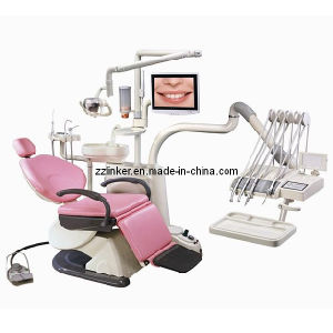 Lk-A18 CE FDA Approved Folding Dental Unit pictures & photos