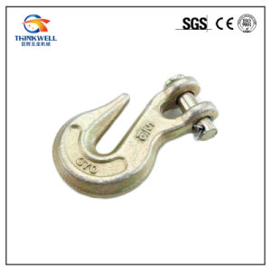 Forged Carbon/Alloy Steel Clevis Grab Lifting Hook pictures & photos