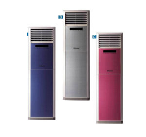 2015 OEM Famous Brand Colorful Panel Floor Standing Air Conditioner (H) pictures & photos