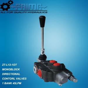45lpm Hydraulic Monoblock Directional Control Valves