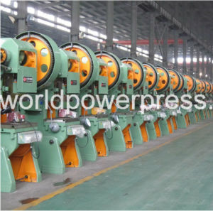 25 Ton Inclinable Eccentric Mechanical Power Press Machine pictures & photos