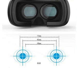Vr Virtual Reality 3D Glasses+Smart Bluetooth Wireless Mouse/Remote Control Gamepad pictures & photos