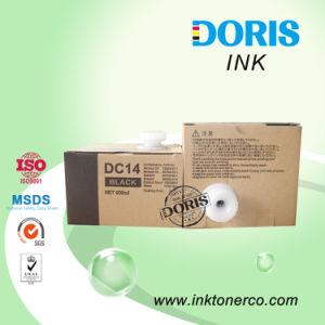 Compatible Digital Duplicator Ink DC14 for Duplo Da14 pictures & photos
