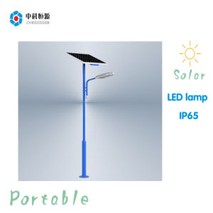IP65 12W LED Solar Street/Garden/ Outdoor Lamp