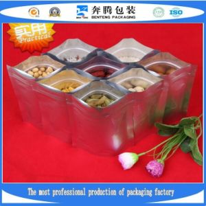 Plants Supply Aluminum Foil Standing Zipper Bags, Food Packaging Bag pictures & photos