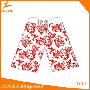 Healong Professional Dye Sublimated Men Beach Board Shorts pictures & photos